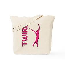 TWIRL (both sides) Tote Bag