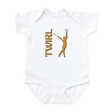 TWIRL Infant Bodysuit