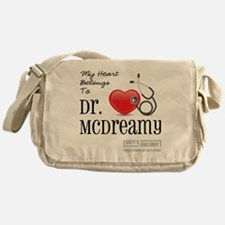 DR. McDREAMY Messenger Bag
