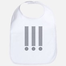 Exclamation Point Bib
