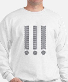 Exclamation Point Sweatshirt