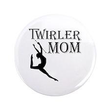 TWIRLER MOM Button