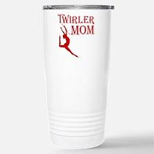 TWIRLER MOM Stainless Steel Travel Mug