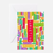 Branding and Marketing Greeting Card