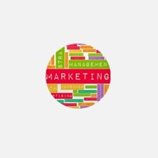Branding and Marketing Mini Button (10 pack)