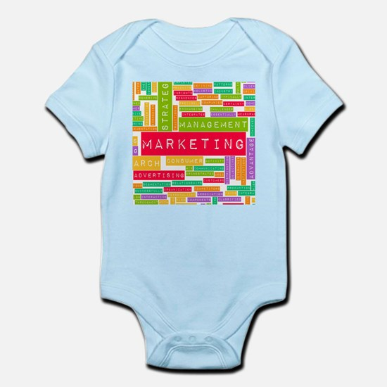 Branding and Marketing Infant Bodysuit
