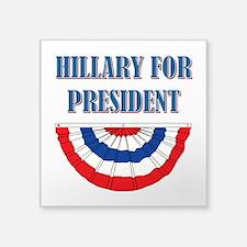 HILLARY Sticker