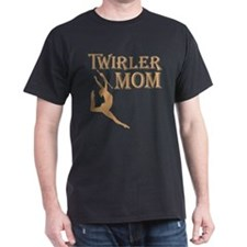 TWIRLER MOM T-Shirt