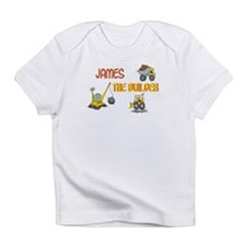 thebuilder_James.png Infant T-Shirt
