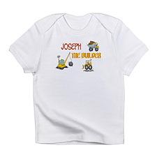 thebuilder_Joseph.png Infant T-Shirt