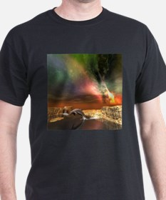 Playing dolphin T-Shirt
