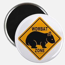 Wombat Zone Magnet