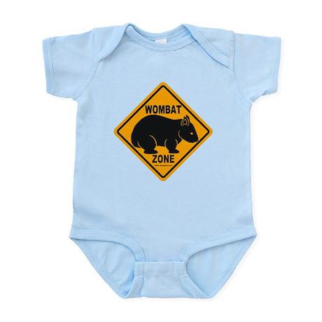 Wombat Zone Infant Bodysuit
