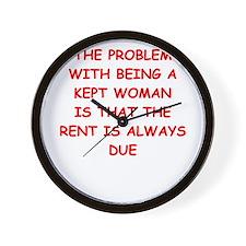 rent Wall Clock