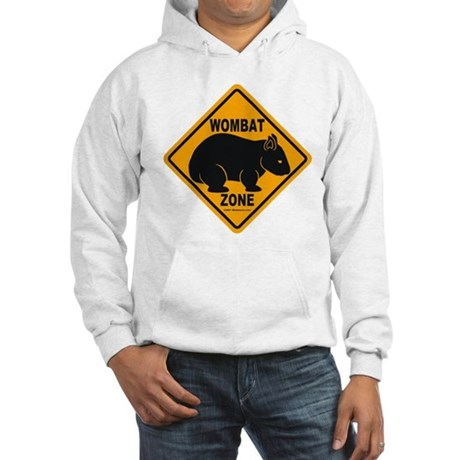 Wombat Zone Hooded Sweatshirt