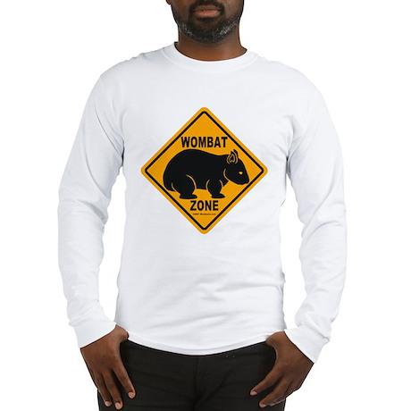 Wombat Zone Long Sleeve T-Shirt