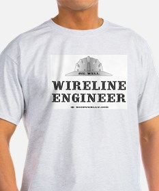 Wireline Engineer T-Shirt