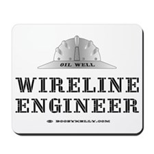 Wireline Engineer Mousepad
