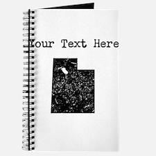 Utah Silhouette (Custom) Journal