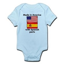Made In America With Spanish Parts Body Suit
