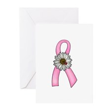Unique Pink strength Greeting Cards (Pk of 20)
