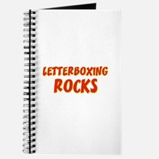 Letterboxing Rocks Journal