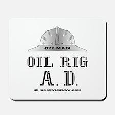 Oil Rig A.D. Mousepad