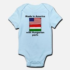 Made In America With Hungarian Parts Body Suit