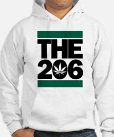THE 206 - Legalized Hoodie
