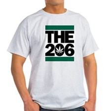 THE 206 - Legalized T-Shirt
