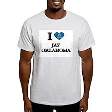 I love Jay Oklahoma T-Shirt