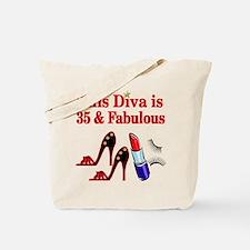 35TH PRIMA DONNA Tote Bag