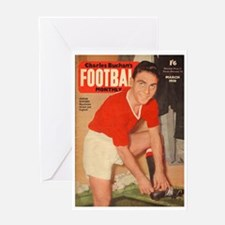 Duncan Edwards, Manchester United -  Greeting Card