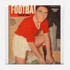 Duncan Edwards, Manchester United - M Tile Coaster