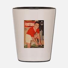 Duncan Edwards, Manchester United - Mar Shot Glass