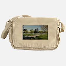 Washington DC Arlington Messenger Bag