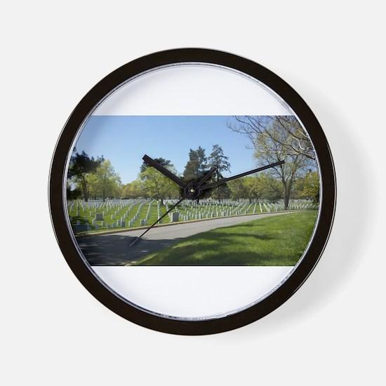 Washington DC Arlington Wall Clock