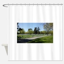 Washington DC Arlington Shower Curtain