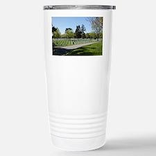 Washington DC Arlington Travel Mug