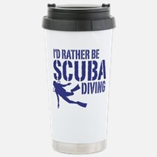 Unique Scuba Travel Mug
