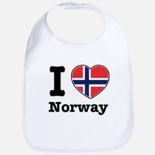 I love Norway Bib