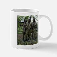 Washington DC war memorial Mugs