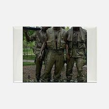 Washington DC war memorial Magnets