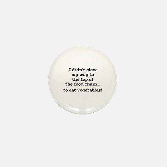 Top Of The Food Chain Mini Button (10 pack)