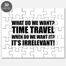 Time Travel Puzzle