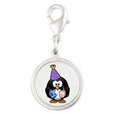 Party Penguin Charms