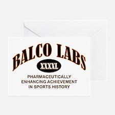 Balco Greeting Cards (Pk of 10)