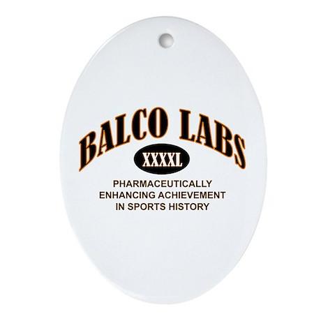 Balco Oval Ornament