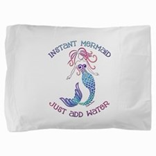 Instant Mermaid Pillow Sham