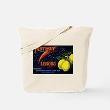 Meteor Lemons Tote Bag